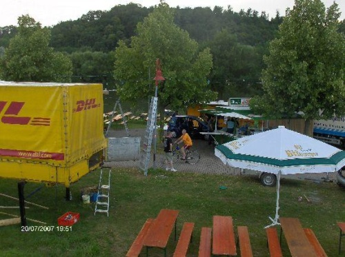0028 - Kornlupfer Aufbau 2007