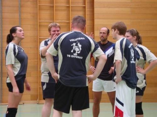 0045 - 1. Spieltag 2. Mannschaft 12.10.2008