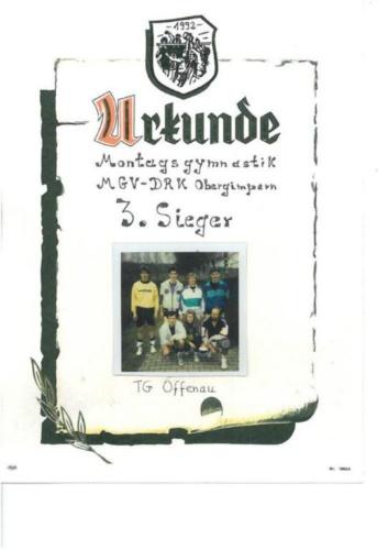 1992 Obergimpern
