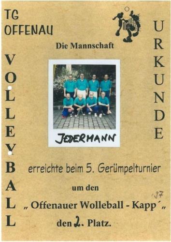 5 1997 Jedermann