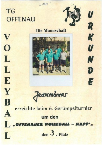 6 1998 Jedermann