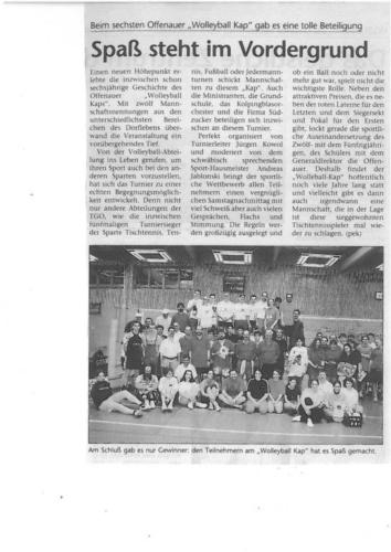 6 1998 Zeitungsbericht