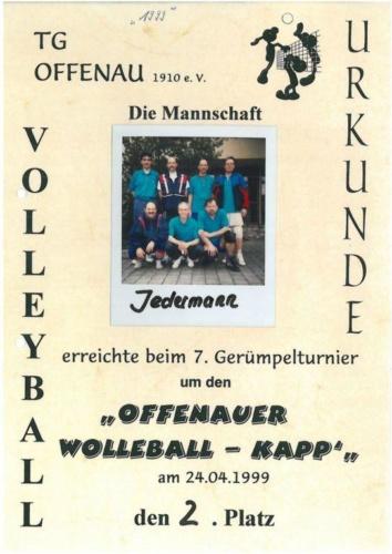 7 1999 Jedermann