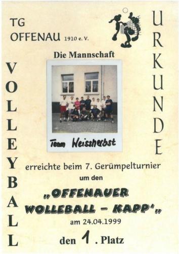 7 1999 Weissherbst